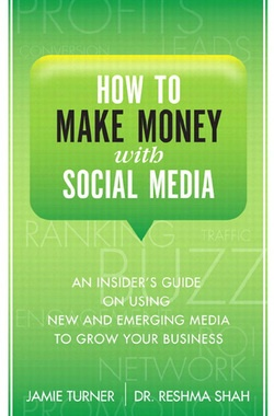 How to Make Money with Social Media  How to Make Money with Social Media provides a clear, practical roadmap for businesspeople who are ready to get past the hype and start using social media to grow their sales and revenues. This new book answers many of the most important questions people are asking about social media.How to Make Money with Social Media gives you all the information you need to set-up, launch and run a successful social media campaign.