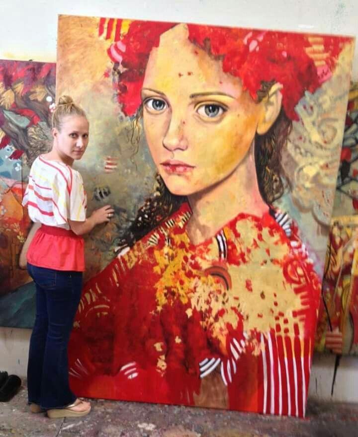 Monica fernandez artiste