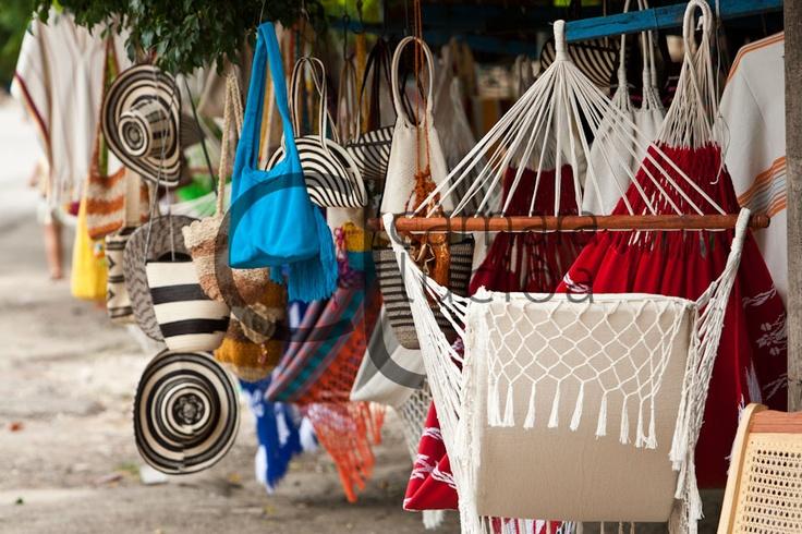 Venta de Artesanías en San Jacinto- Bolívar, Colombia