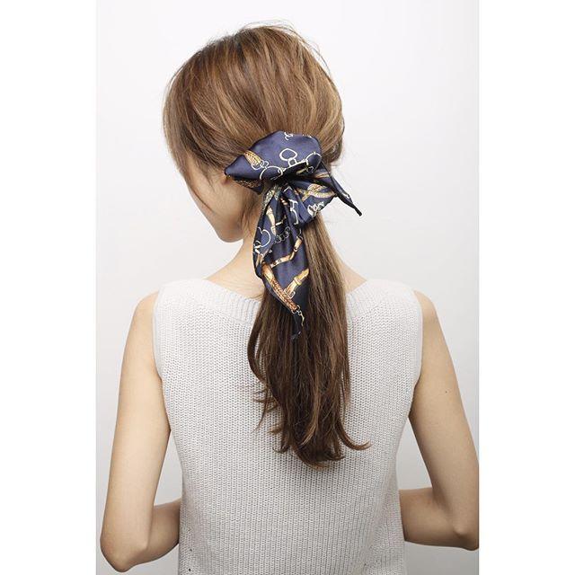 """水曜ドラマ「地味にスゴイ!校閲ガール・河野悦子」での石原さとみ演じる悦子のヘアスタイルやファッションがかわいすぎるとSNSで話題♥そこで、すぐマネできる""""スカーフ""""を使ったヘアアレンジを6つ紹介します♥"""