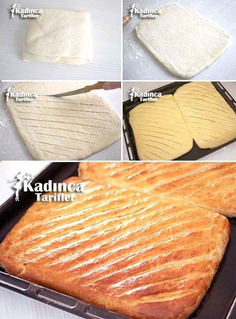 Sivas Katmeri Tarifi Kadincatarifler.com - En Nefis Yemek Tarifleri Sitesi - Oktay Usta