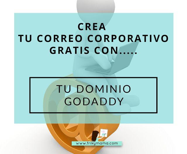 Crea tu correo corporativo gratis con…Godaddy #archivo http://blgs.co/8J9mch
