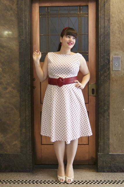 Lilli in Betty Page #Frocks_and_Frou_Frou