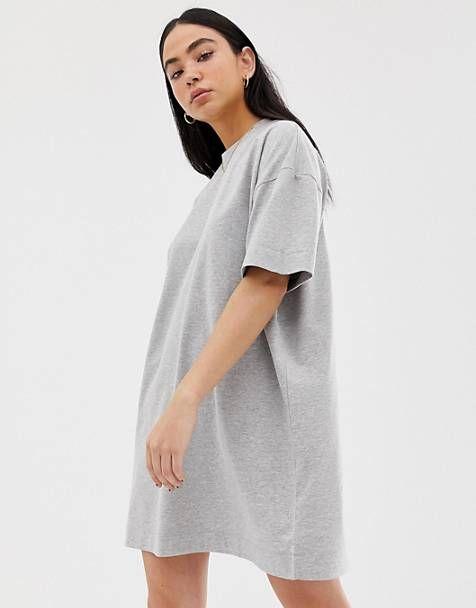 8cc0903770126 COLLUSION mini t-shirt dress | Blaze in 2019 | T shirt dress asos ...