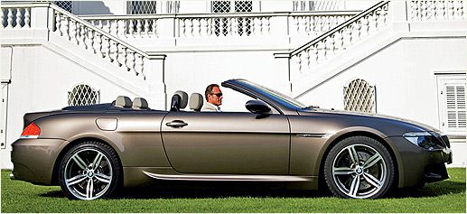 BMW M6 cabrio    Más info: http://www.sibaritissimo.com/bmw-m6-cabrio/    #coches #BMW #descapotables