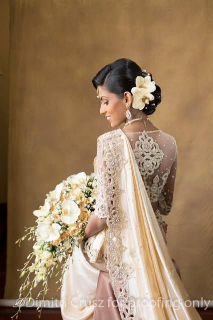 lanka sri wedding saree -#main