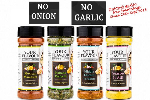 Combo Edition – Spices & Seasoning