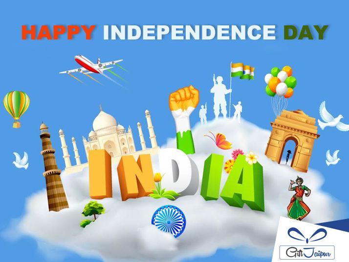 Freedom in our mind, faith in the words, pride in our souls. Let's salute the great men and women who made this possible. #HappyIndependenceDay