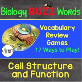 bio 12 vocab cell structure Name class chapter 7 cell structure and function date chapter vocabulary review matching on the lines provided, match the term with its definition.