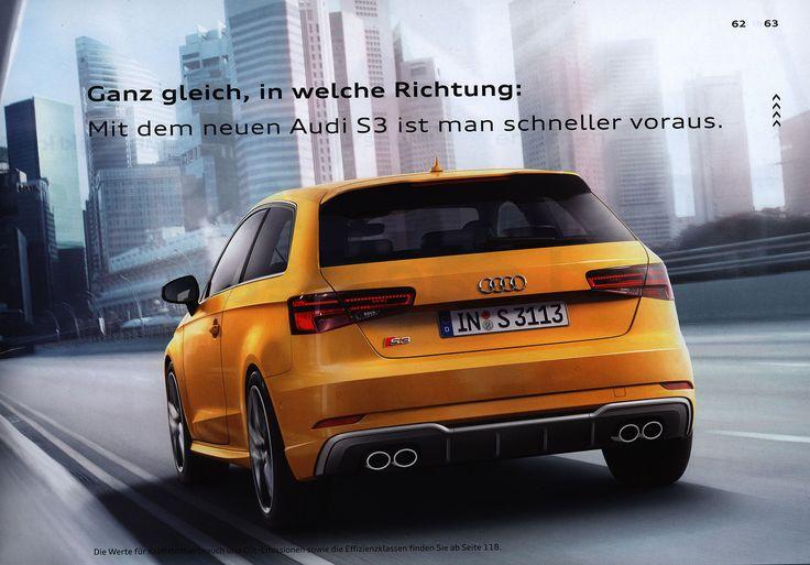 https://flic.kr/p/AK3TkQ | Audi A3 - S3;  2016_4