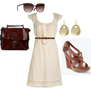 LOVE THE DRESS AND THE SHOES: Shoes, Summer Dresses, Fashion, Style, Cute Dresses, Summer Outfits, White Dress, The Dresses, Lace Dresses