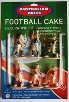 Aussie Rules Cake Topper AFL