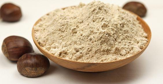 Biscotti con farina di castagne e confettura di ciliegie (ricetta senza glutine)