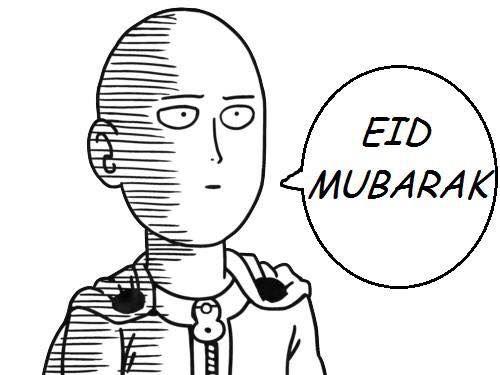Eid Mubarak to all muslims http://ift.tt/2colpjC #Anime #Manga #AnimeCruzers #AnimePill
