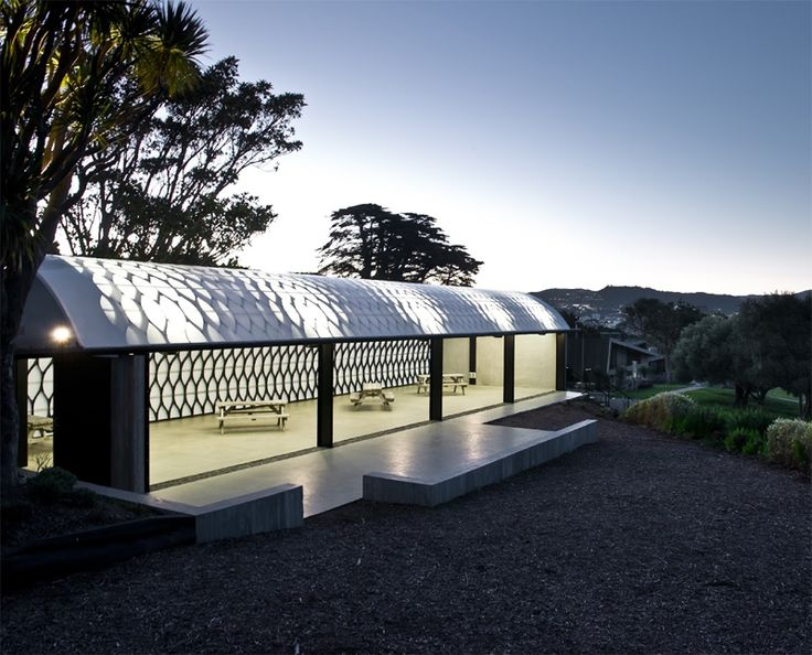 The Wellington Zoo Hub by Assembly Architects Limited