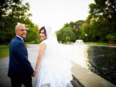 Danielle hartung wedding
