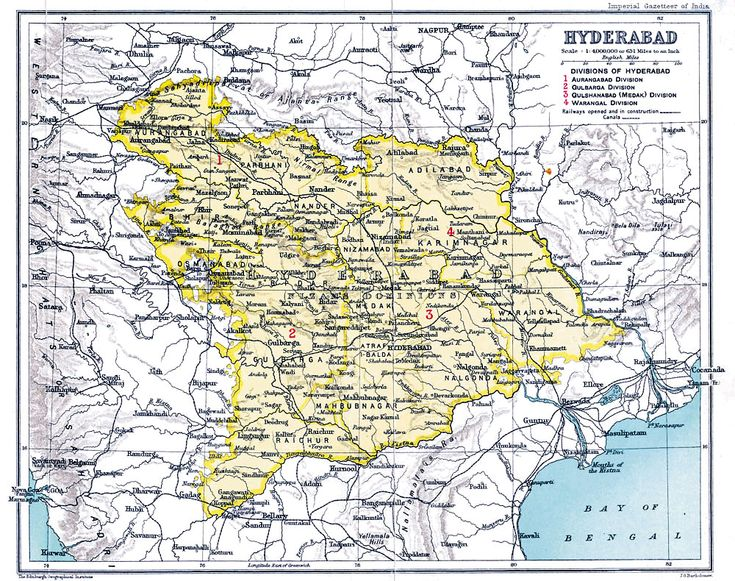 Hyderabad State - Wikipedia, the free encyclopedia