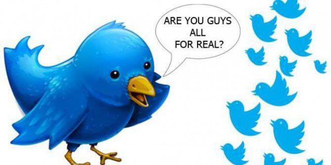 Sebagian politisi dan selebritas Indonesia diduga memiliki 'pengikut palsu' (akun palsu) di Twitter. Demikian temuan penelitian..