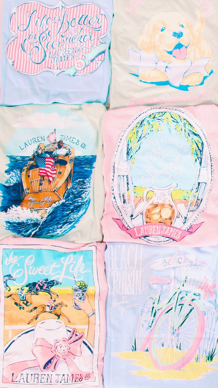 Happy Pink Friday! Up to 50% off ALL Lauren James Products today only at Lakesidecotton.com! Check out Marleylilly.com to get some personalized jewelry to go with your new LJ goodies!