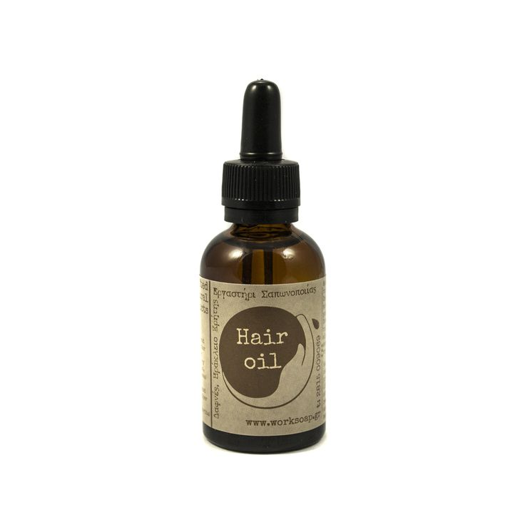 Hair oil for nourishment and protection. Ideal for hair loss prevention and hydration.