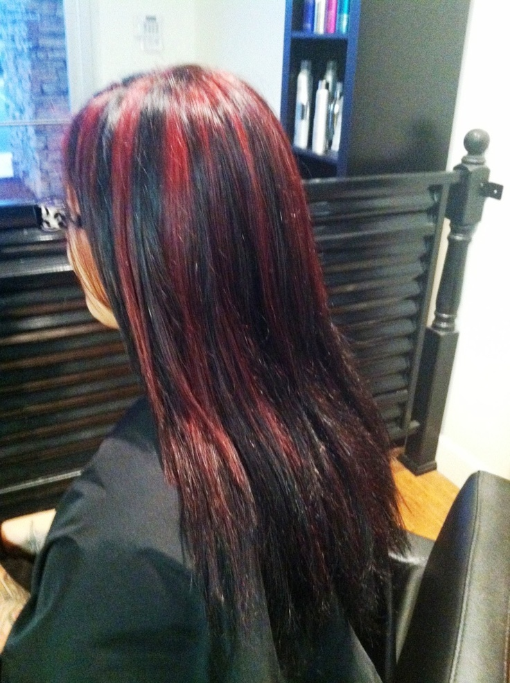 34 best hair by shear reflections images on pinterest shearing extensions color shear reflections salon pmusecretfo Choice Image