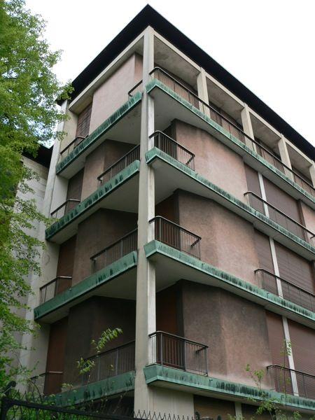 Ignazio Gardella, Casa Tognella. Called Casa al Parco by Gio Ponti