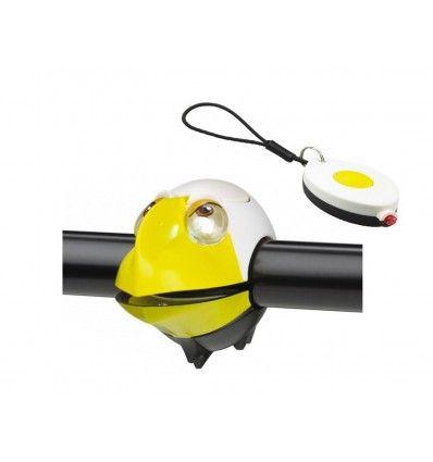 Crazy Safety Zestaw Lampek Rowerowych Orzeł