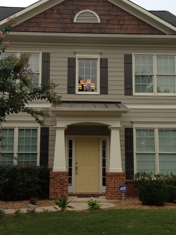 Gallery For Sherwin Williams Intellectual Gray Exterior