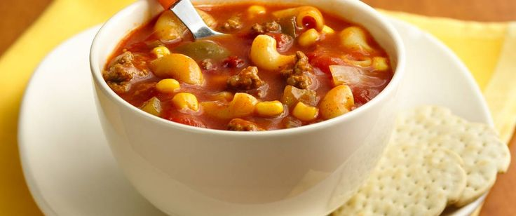 Hamburger Helper® makes this easy, hearty soup a go-to weeknight dinner.