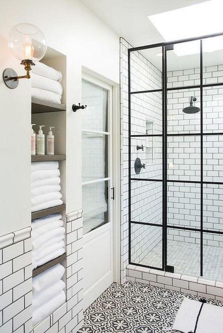Ungewöhnliche badezimmer eitelkeiten  diy rustic bathroom levitating shelves ideas  diy u crafts