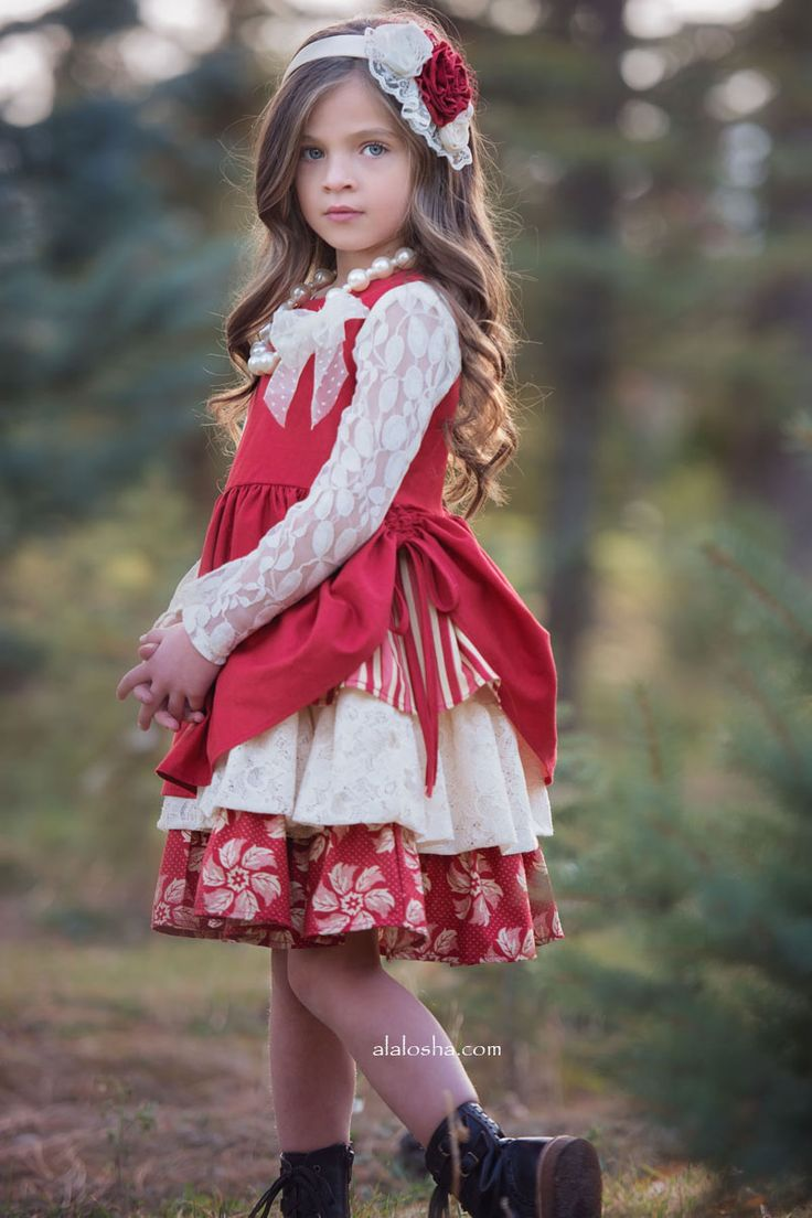 Alalosha Vogue Enfants Child Model Of The Day Lёlya