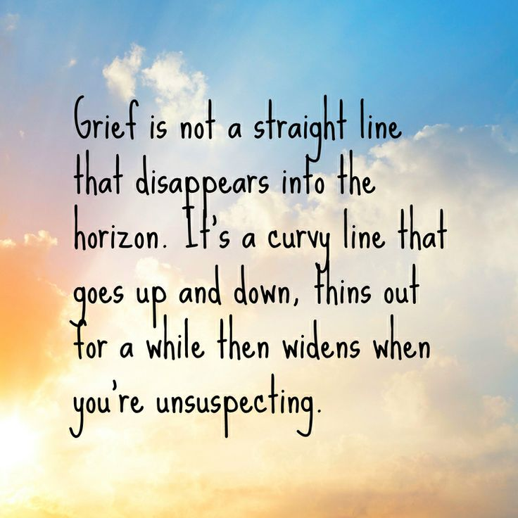 A post about why it's ok to not move on right away from loss. #grief #loss