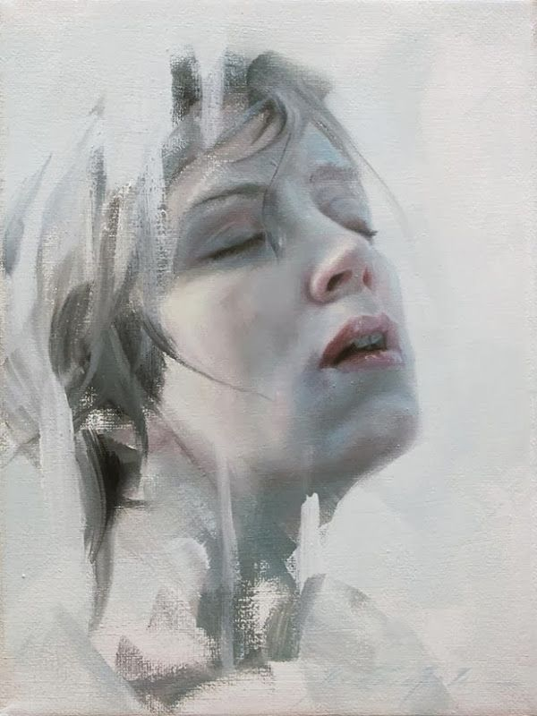 We just came across the figurative oil paintings of Oslo, Norway-based self-taught artist Henrik Aarrestad Uldalen, who creates these beautiful painti...