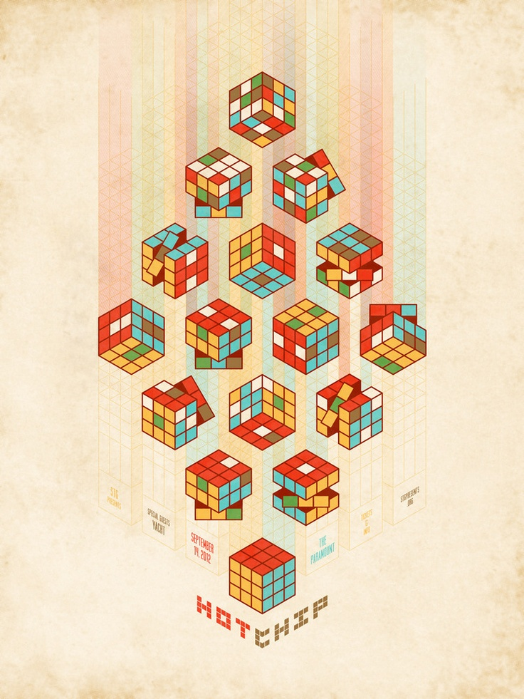 hot chip poster by dkng