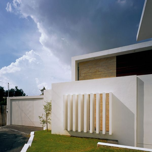 Casa Cubo on Architecture Served