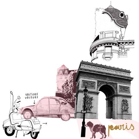 Zoe More OFerrall, illustratrice, agence Marie Bastille // cette image appartient à son auteur et/ou l'agence Marie Bastille + d'infos sur le site //