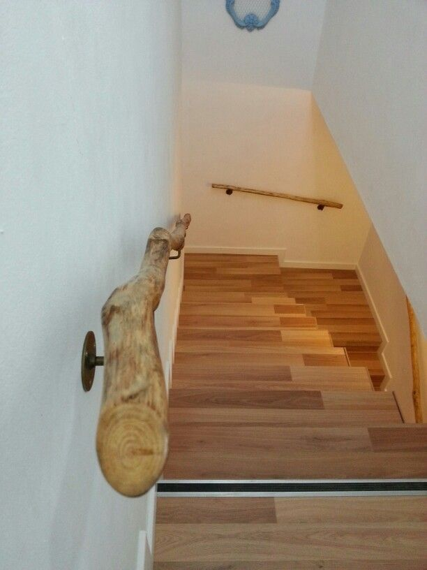 8 best images about escaleras on pinterest medium length - Pasamanos de cuerda ...