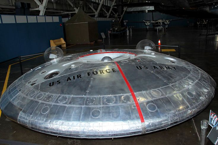 Avrocar 'flying saucer' project. | Man-Made UFOs, Real ...