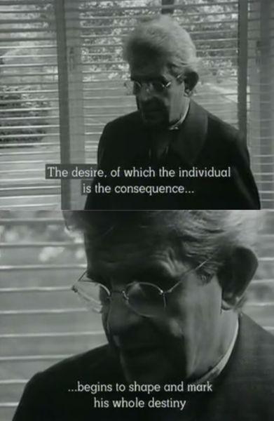 Jacques Lacan Parle (Speaks), 1971