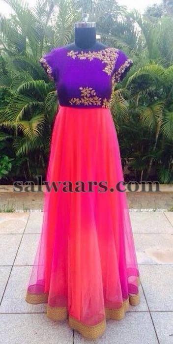 Rich Floor Length Salwar for Sale - Indian Dresses