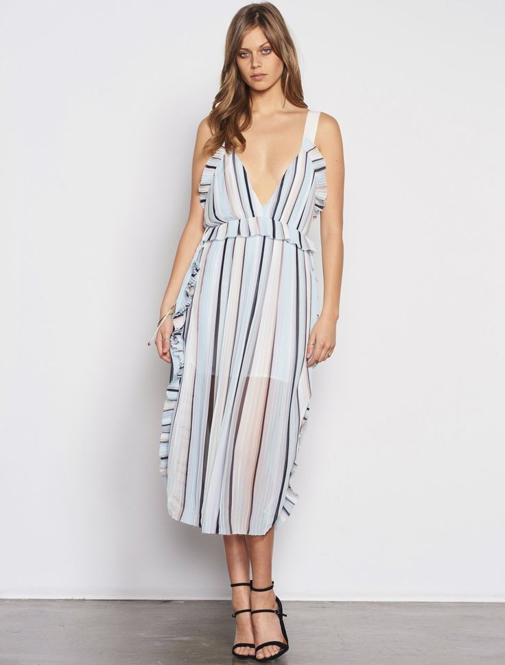Stevie May - Over The Hill Midi Dress