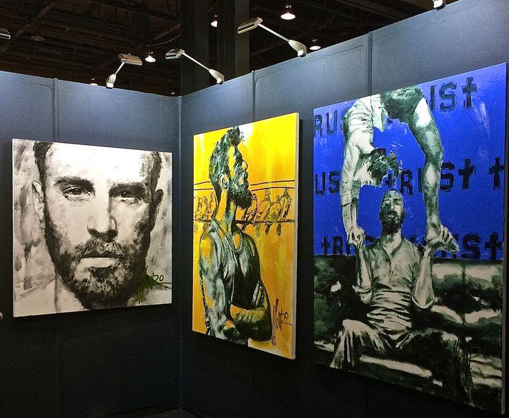 TRUST 2016 A Munro Exhibition Durban, South Africa.
