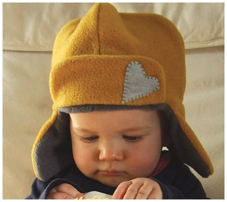 Warm Winter Hats  20 Adorable DIY   Handmade Options for Baby ... 8daf3bdff41