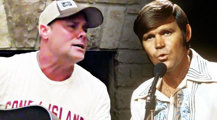Country Music Lyrics - Quotes - Songs Montgomery gentry - Troy Gentry Mourns Glen Campbell With Somber 'Rhinestone Cowboy' - Youtube Music Videos https://countryrebel.com/blogs/videos/troy-gentry-mourns-glen-campbell-with-somber-rhinestone-cowboy