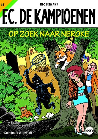 83 Op zoek naar Neroke - F.C. De Kampioenen  http://www.wpg.be/standaard-uitgeverij/83-op-zoek-naar-neroke