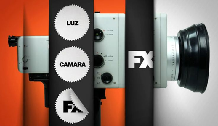 FX Tv Branding / Worldwide. On Air worldwide branding production for FOX. Network package 2D animation. Designed by FOX.