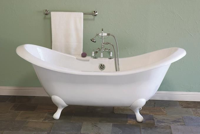 360 best Free Standing & Clawfoot Tubs images on Pinterest ...
