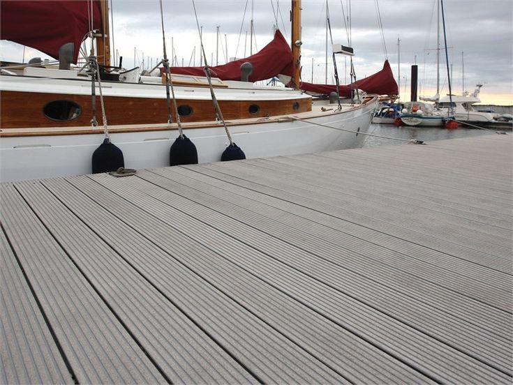 Anika distributor of upm profi deck board spain wpc for Outdoor decking boards