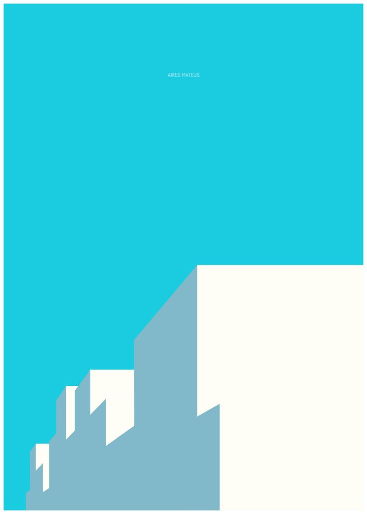 arch_it piotr zybura architecture poster no.16. Aires Mateus (2).