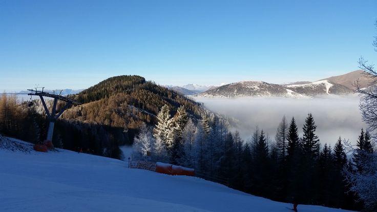 Ein Panorama wie im Bilderbuch  in Bad Kleinkirchheim - Skitag mit dem Hotel Almrausch**** (einmal pro Woche) - www.almrausch.co.at